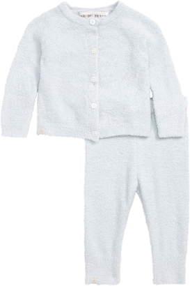 Barefoot Dreams R) CozyChic(TM) Lite Classic Cardigan & Pants Set
