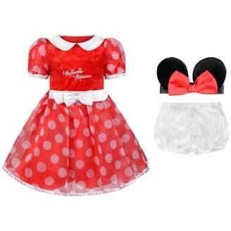 Disney BabyGirls Minnie Mouse Costume Dress