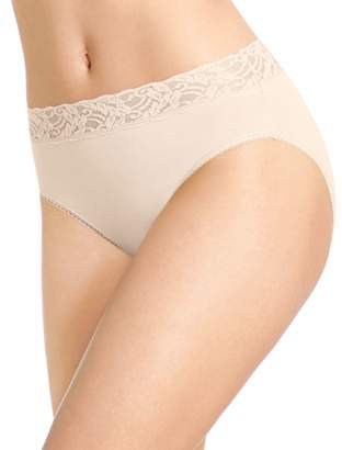 Wacoal Hi-Cut Lace Briefs