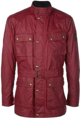 Belstaff multi-pocket shirt jacket