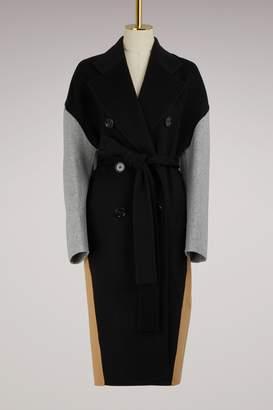 Acne Studios Wool Cales Coat