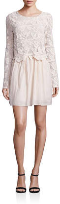 See by Chloe Lace Voile Dress