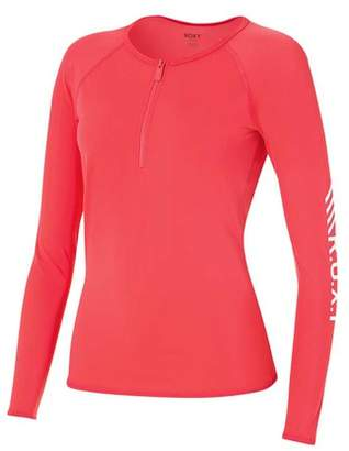 Roxy Women's Keep It Long Sleeve Rash Vest
