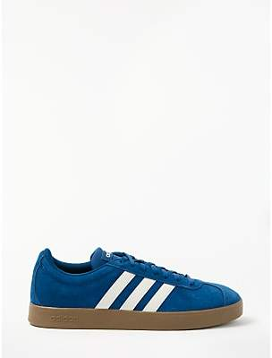 uk availability 47a62 061e6 at John Lewis and Partners · adidas VL 2.0 Court Men s Trainers, Legend  Marine Raw White