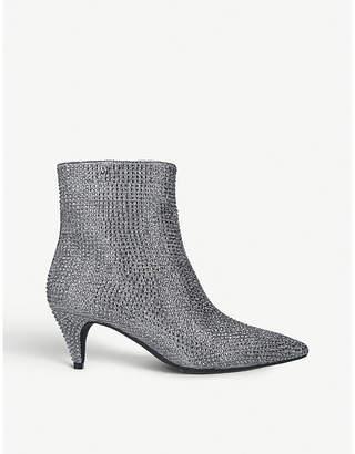 MICHAEL Michael Kors Blaine metallic boots