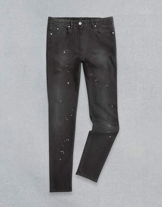 Belstaff Maryon Paint Splash Jeans