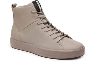 Ecco Soft 8 High-Top Sneaker - Men's