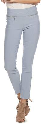 Candies Juniors' Zip Pocket Skinny Pants