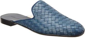 Bottega Veneta Fiandra Intrecciato Nappa Leather Slipper