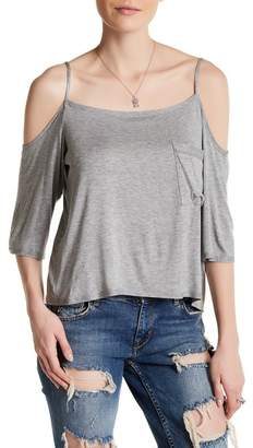 Bailey 44 Lazy Day Cold Shoulder Top
