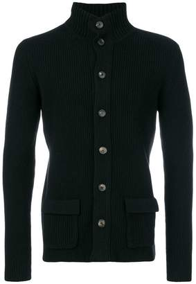 Dell'oglio front pocket cardigan