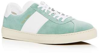 Paul Smith Men's Levon Suede & Leather Lace Up Sneakers