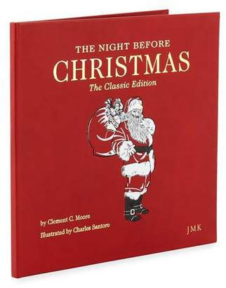 "Graphic Image Personalized ""The Night Before Christmas: The Classic Edition"" Book by Clement C. Moore"