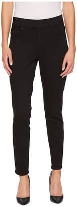 Jag Jeans Marla Pull-On Denim Leggings in Black Women's Jeans