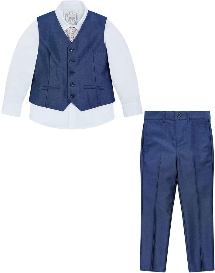 Boys Rufus Tonic 4Pc Suit Set