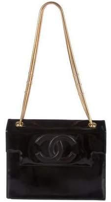 Chanel Patent CC Bag