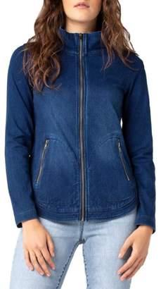 Liverpool Jean Company Knit Denim Jacket