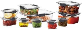 Rubbermaid Brilliance 20-pc. Food Storage Set