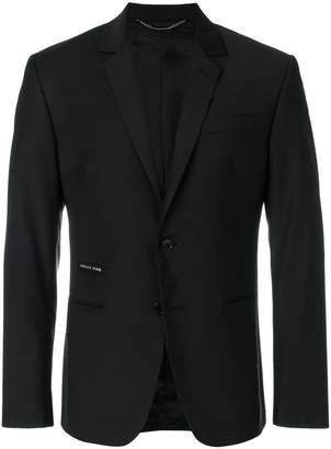 Philipp Plein Plein In Flame blazer