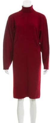 Jean Paul Gaultier Wool Sweater Dress