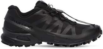11 By Boris Bidjan Saberi Salomon By 11 Tech Nylon Sneakers