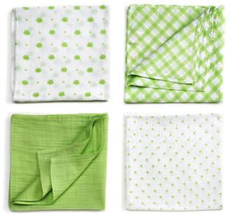 Gund Dotterswort 4-Pack Swaddle Blanket