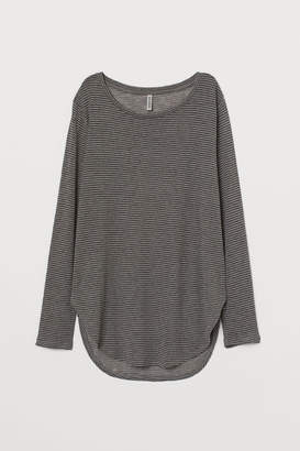 H&M H&M+ Fine-knit top