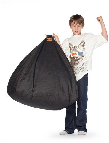Jaxx Club Jr. Kids Black Denim
