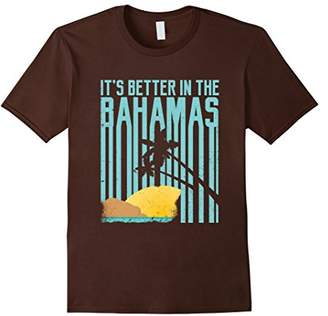 It's Better In The Bahamas Vintage Retro 70s 80s T-Shirt