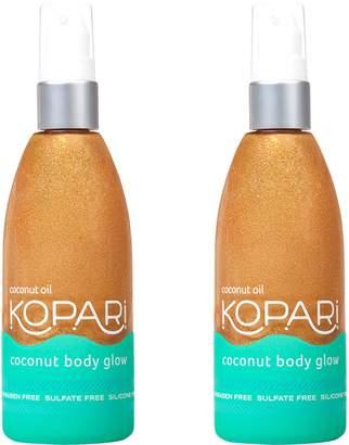 Kopari Coconut Body Glow Duo