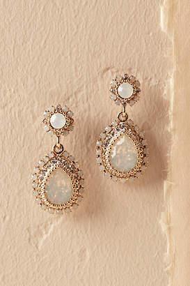 Anthropologie Maria Opal Earrings
