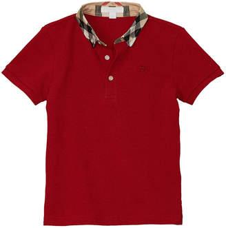 Burberry Boys' Polo Shirt
