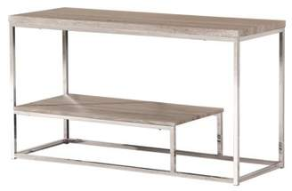 Homesource Home Source Marble Console Table