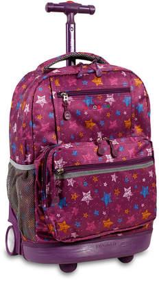 J World Sunset Wheeled Backpack
