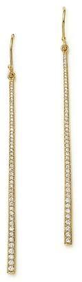 Ippolita 18K Yellow Gold Glamazon® Stardust Elongated Earrings with Diamonds