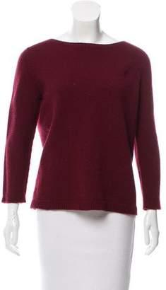 The Row Cashmere Crew Neck Sweater