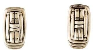 John Hardy Bamboo Earclip Earrings