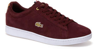 Lacoste Men's Carnaby Evo Suede Trainers