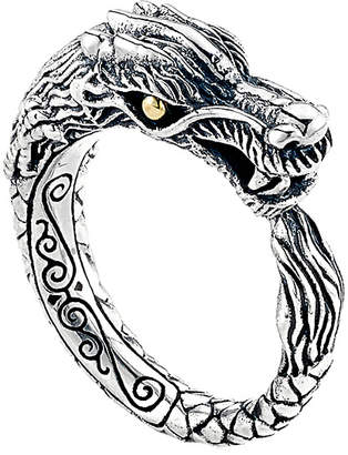Dragon Optical Samuel B. 18K & Silver Ring