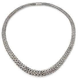 John Hardy Women's Classic Chain Sterling Silver Bib Necklace