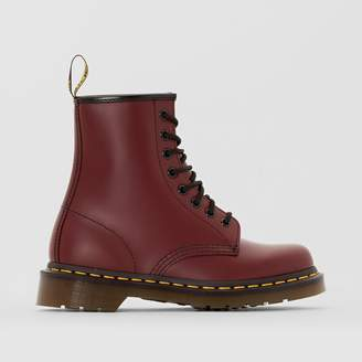 Dr. Martens 1460 Leather Lace-Up Ankle Boots