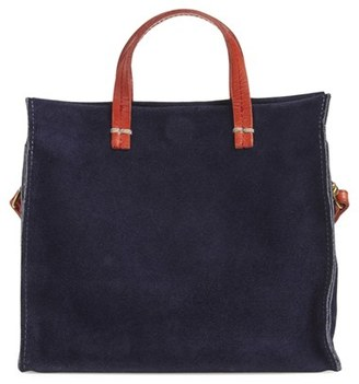 Clare V. 'Petit Simple' Tote - Grey $295 thestylecure.com