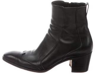 Saint Laurent Jonny Ankle Boots