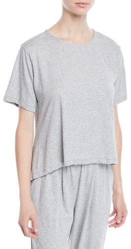 Skin Presley Short-Sleeve Pajama Tee