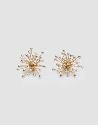 Ellery Moonradish Chandelier Earrings