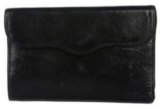 Rebecca Minkoff Leather Flap Wallet