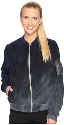 Hard Tail - Bomb Diddty Bomber Women's Coat $165 thestylecure.com