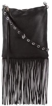 Rebecca Minkoff Fringe-Accented Crossbody Bag
