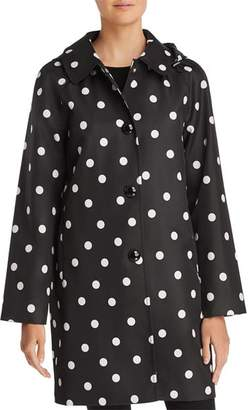 Kate Spade Deco Dot Trench Coat