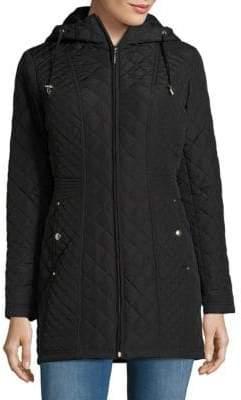 Weatherproof Quilted Walker Jacket